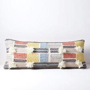 West elm lumbar pillow
